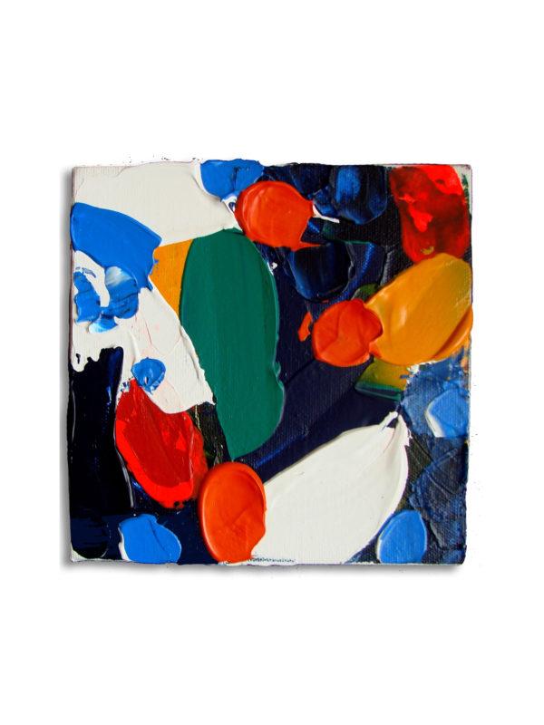 02 Freak Shake - Acrylic on Canvas- Pop Art