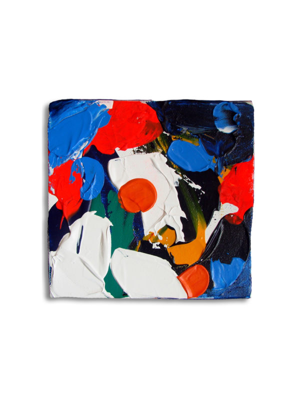 03 Freak Shake - Acrylic on Canvas- Pop Art copy