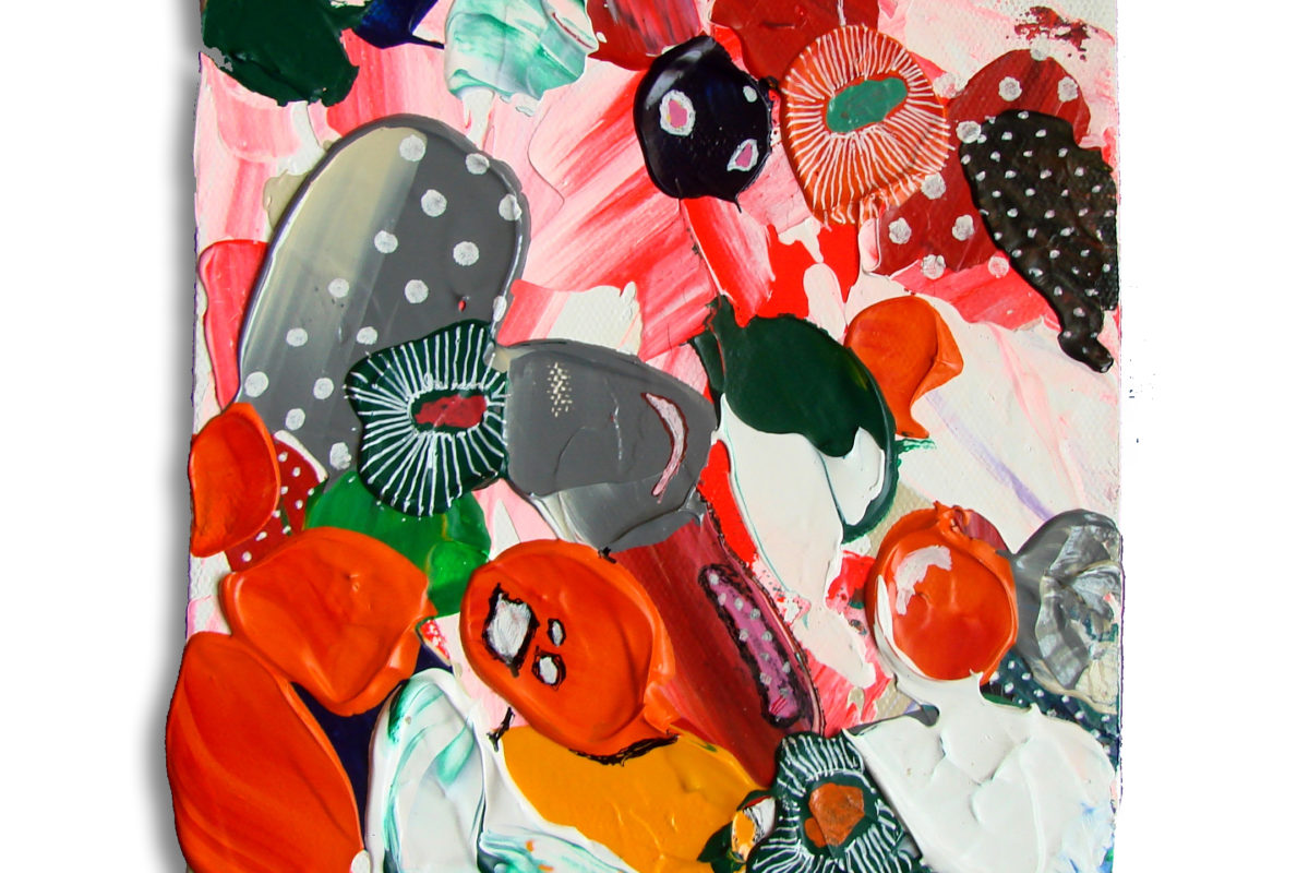 04 Freak Shake - Acrylic on Canvas- Pop Art copy
