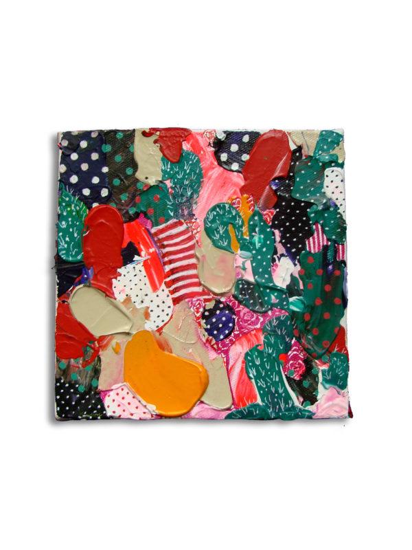 07 b Freak Shake - Acrylic on Canvas- Pop Art copy