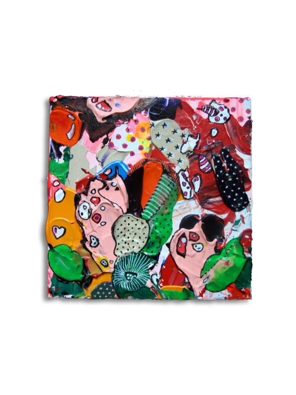 08 Freak Shake - Acrylic on Canvas- Pop Art copy