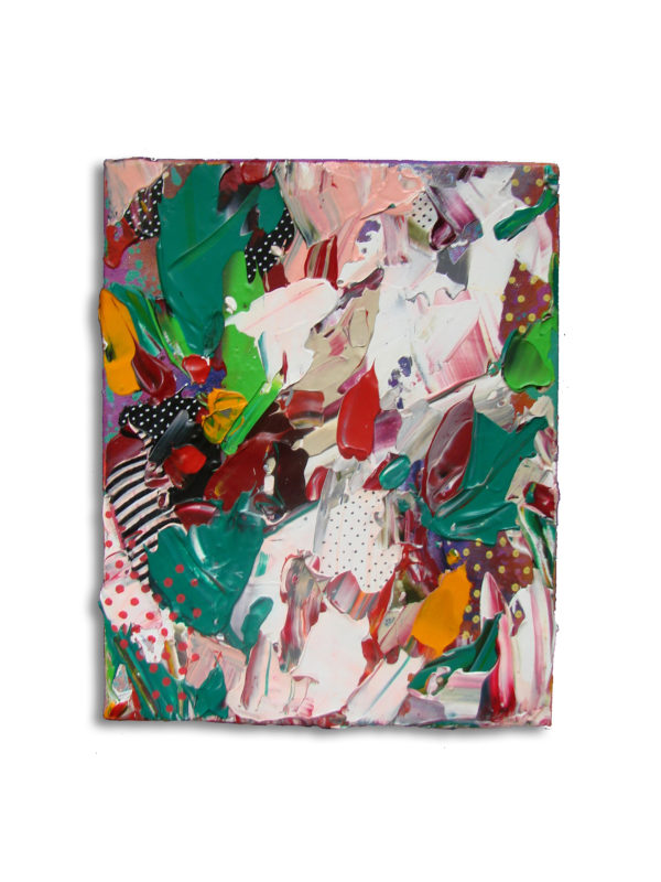 09 Freak Shake - Acrylic on Canvas- Pop Art copy