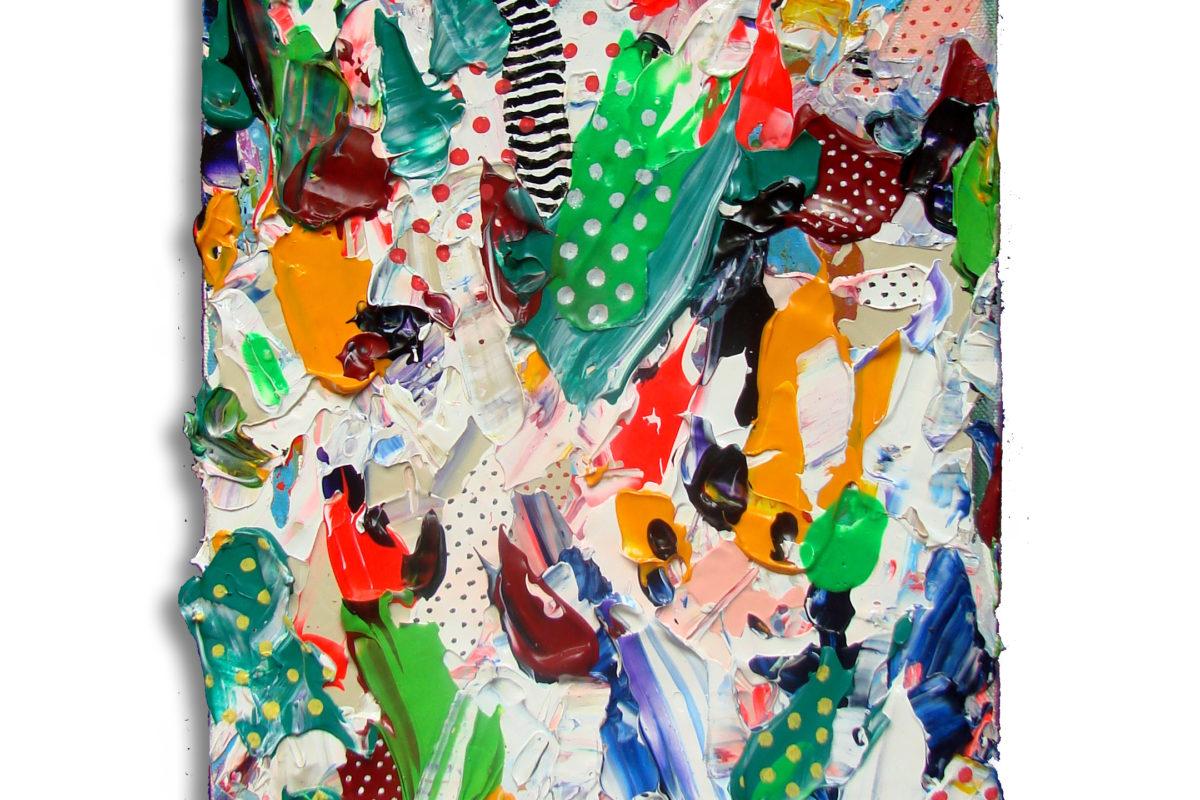 10 Freak Shake - Acrylic on Canvas- Pop Art copy