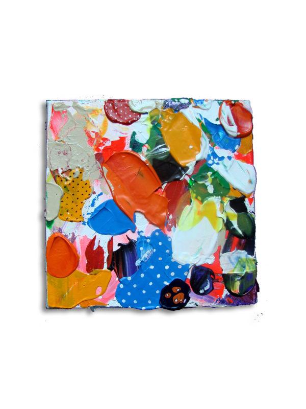 14 Freak Shake - Acrylic on Canvas- Pop Art copy