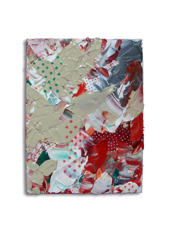 16 Freak Shake - Acrylic on Canvas- Pop Art copy