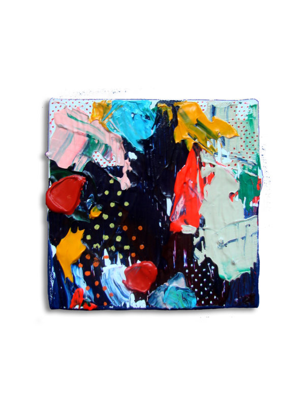 18 a Freak Shake - Acrylic on Canvas- Pop Art copy