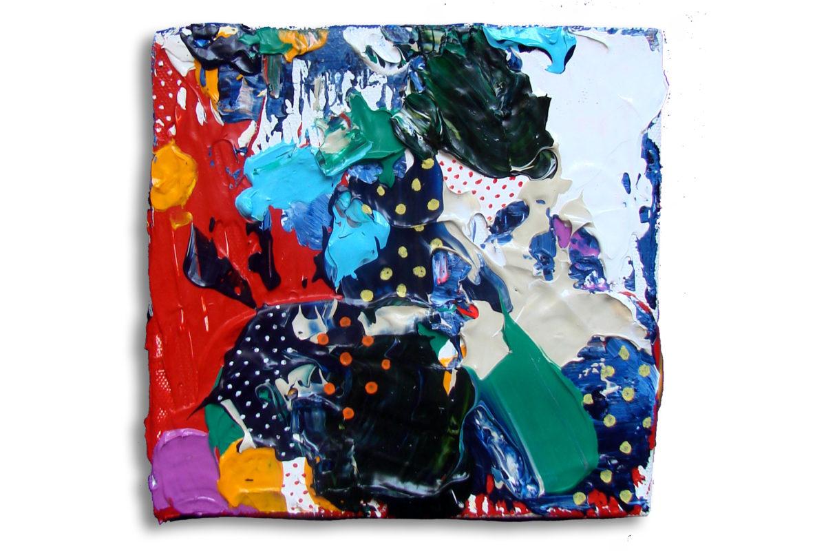 18 b Freak Shake - Acrylic on Canvas- Pop Art copy
