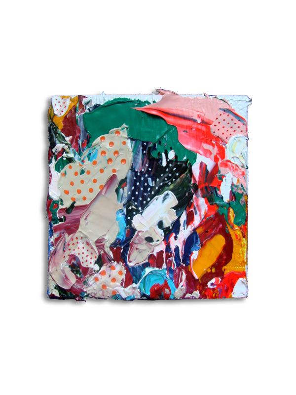 18 c Freak Shake - Acrylic on Canvas- Pop Art copy