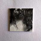 Black Swan, Alien landscapes. Day 9 | 4x4in | Ink on Canvas