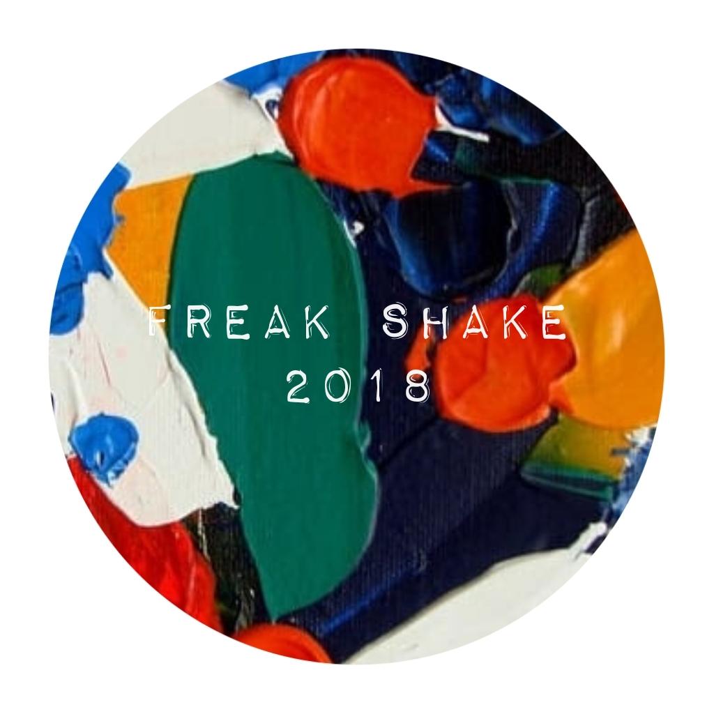 FREAK SHAKE, 2018 : Art by Asma Kazi