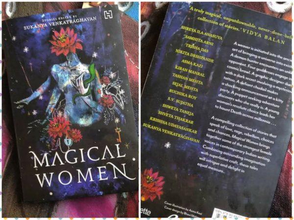 Magical Women Cover Art by Asma Kazi