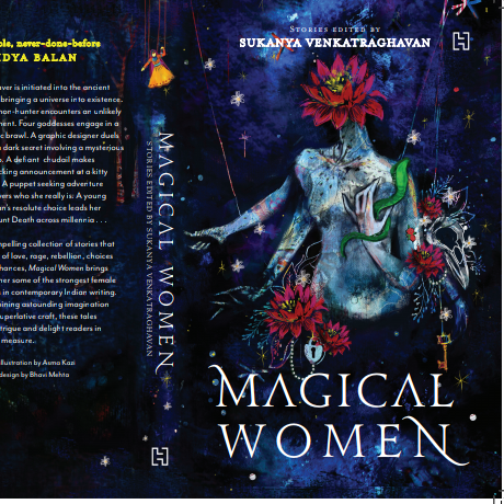 Magical Women Cover Art by Asma Kazi